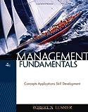Management Fundamentals 4th Edition