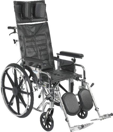 Sentra Reclining Wheelchair 1 pcs sku# 478227MA