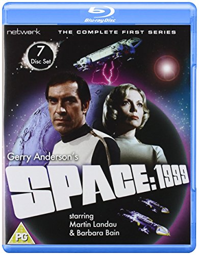 Space 1999 - The Complete First Series - Blu-ray by
