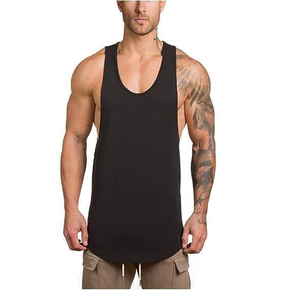 nuances de élégant et gracieux plutôt cool Cabeen Hommes Débardeur Musculation Tank Tops Bodybuilding ...