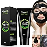 #2: Black Mask,Blackhead Remover Mask,Deep Cleansing Peel off Mask,Black Face Mask,Facial Treatments-Remove Blackhead Mud Mask
