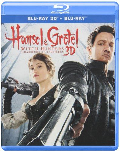 Hansel & Gretel: Witch Hunters [Blu-ray 3D + Blu-ray] (Bilingual)