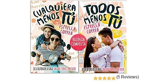 Bilogía Menos tú: Novela romántica contemporánea eBook: Correa ...