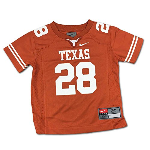 Nike Texas Longhorns Toddler Jersey #28, 4 - Nike Jerseys Texas
