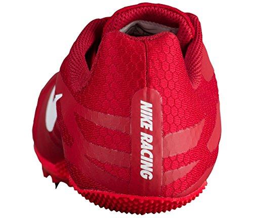 Nike Zoom Rival S 9 Herre 907.564 Til 600 Universitet Rød / Hvid-seje Rød-sort Uyv7T