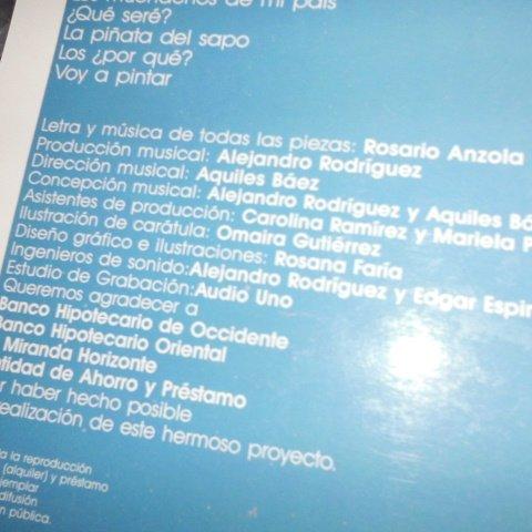 Rosario Anzola, Aquiles Baez, Jesus Gonzalez, Alejandro Rodriguez, Ismael Querales, Alexander Livinalli, Carlos Julio Ramirez, Nelson Sarda, Marcus Vinicius ...