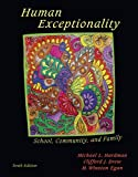 Bundle: Human Exceptionality: School, Community, and Family, 10th + Premium Web Site Printed Access Card : Human Exceptionality: School, Community, and Family, 10th + Premium Web Site Printed Access Card, Hardman and Hardman, Michael L., 0495968641