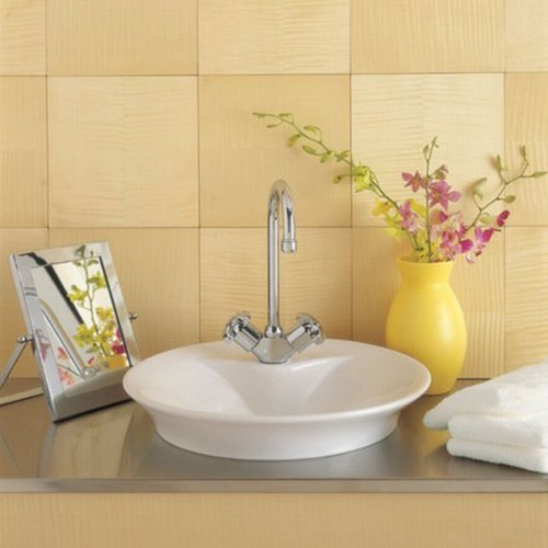 American Standard 0670.000.020 Morning Above Counter Bathroom Sink, White    Vessel Sinks   Amazon.com
