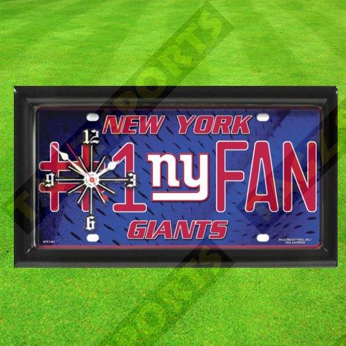 new york giants wall clock - 2