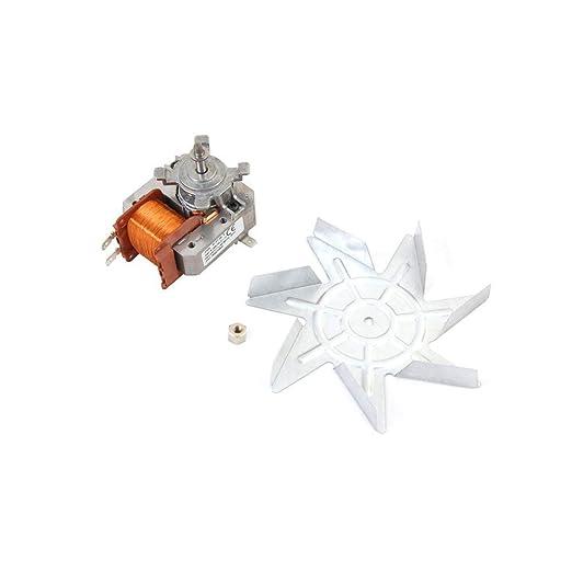 Amazon.com: Smeg Motor de ventilador para horno & Fan ...