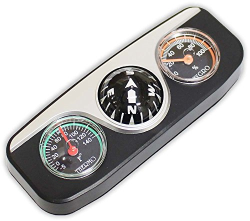 Price comparison product image 3 In 1 Compass,  Thermometer