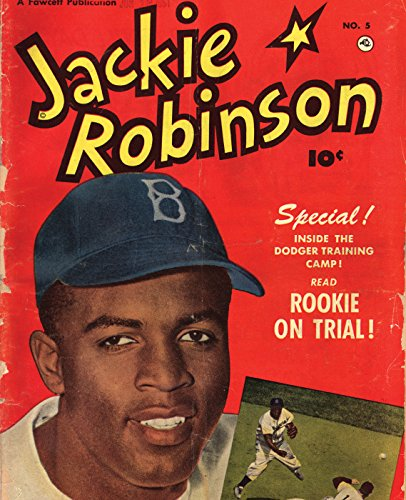 Jplo9|#Jp London MACR2469 1/8In Thick High Definition Resolution Gloss Acrylic Vintage Jackie Robinson Baseball Brooklyn Dodgers at 2 Ft Wide by 3Ft High ()