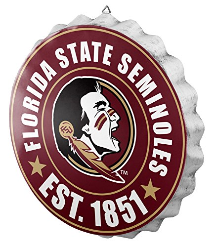 Florida State 2016 Bottle Cap Wall -