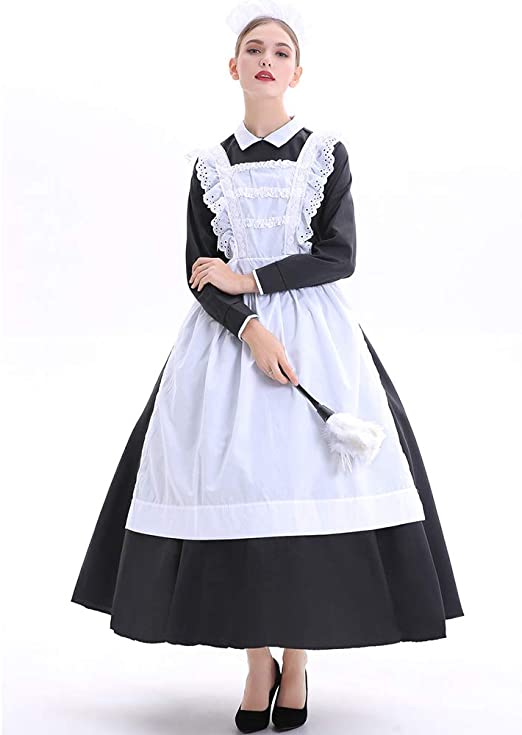 CAGYMJ Cosplay Dress Party Ropa De Mujer,Medieval Vintage Skirt ...
