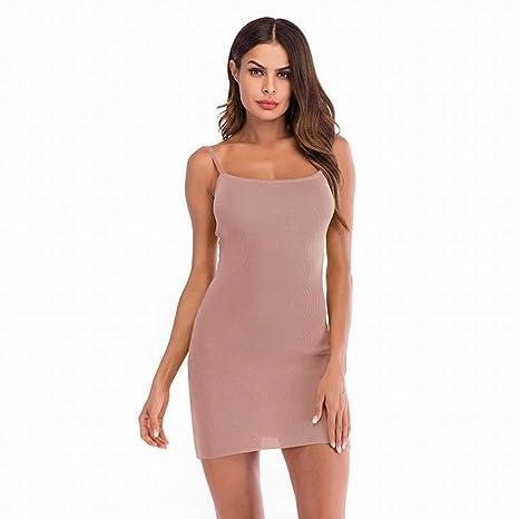 Good dress Falda de Tirantes de Espalda Sexy sin Espalda para ...