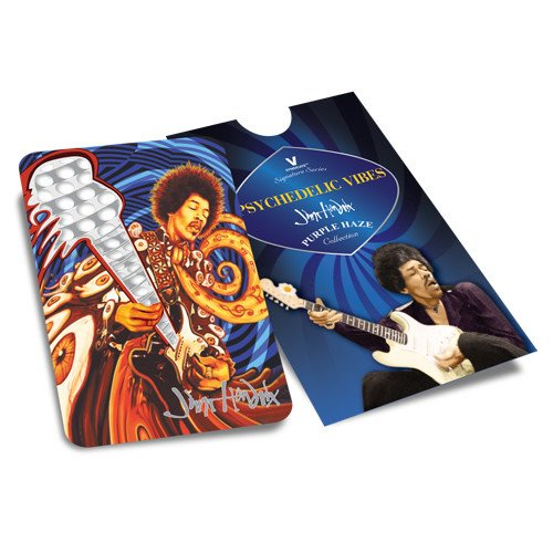 V Syndicate Grinder Card Officially Licensed Collection Jimmy Hendrix Psychedelic