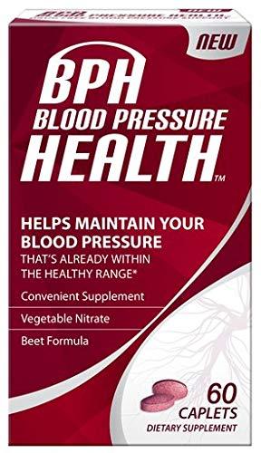 BPH Blood Pressure Health Caplets (Pack of 24)