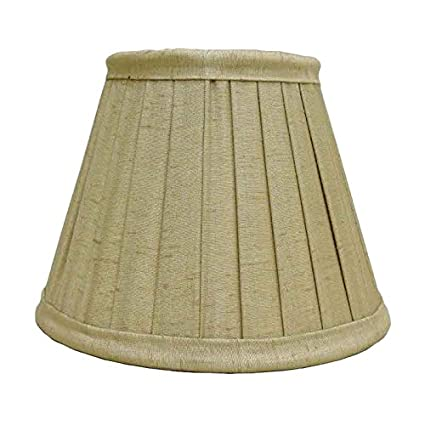 Better & Best Pantalla de lámpara de seda, con pinza de ...
