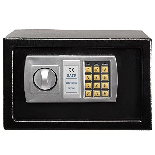 Top 6 Best Home Safes To Secure Your Valuables
