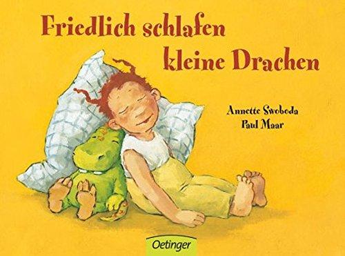 Friedlich schlafen kleine Drachen: Pappbilderbuch
