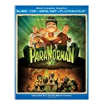 ParaNorman (Blu-ray + DVD + Digital Copy + UltraViolet)