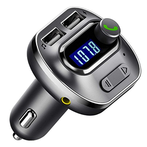 v4 1 bluetooth fm transmitter for car