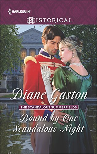 Bound by One Scandalous Night (The Scandalous (Summerfield 1 Light)