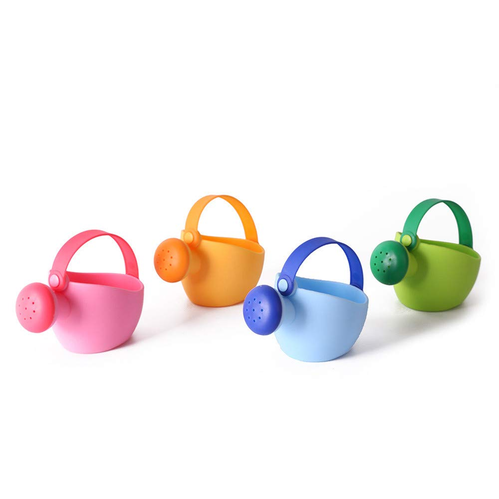 Theshy Play Sand Water Toys Tool Watering Pot Summer Toys Beach Bath Toy Gift for Kids,for Your Spring/Summer Holiday