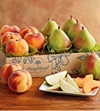 #6: Harry and David Royal Verano Pears and Oregold Peaches | Gift Box
