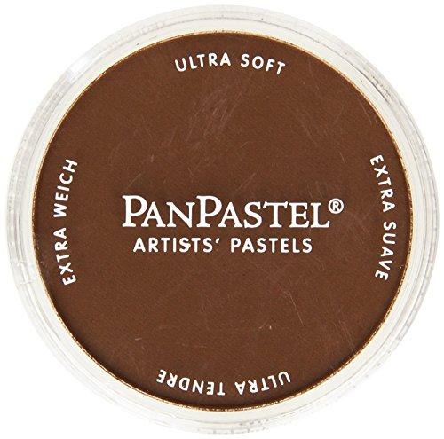 PanPastel Ultra Soft Artist Pastel, Burnt Sienna Shade