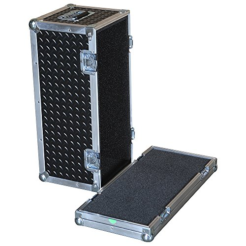 """Head Amplifier 3/8"""" Professional ATA Case w/Diamond Plate Rubberized Hard Laminate fits CARVIN V3 V-3 AMP HEAD - Does Your Head Fit?"""