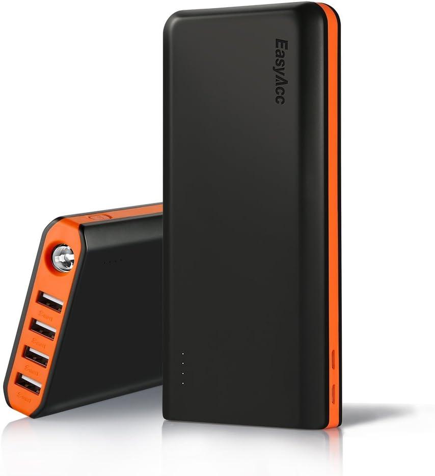 EasyAcc Powerbank 10000mAh Quick Charge Externer