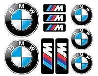 BMW logo decals, stickers from Ken Jones