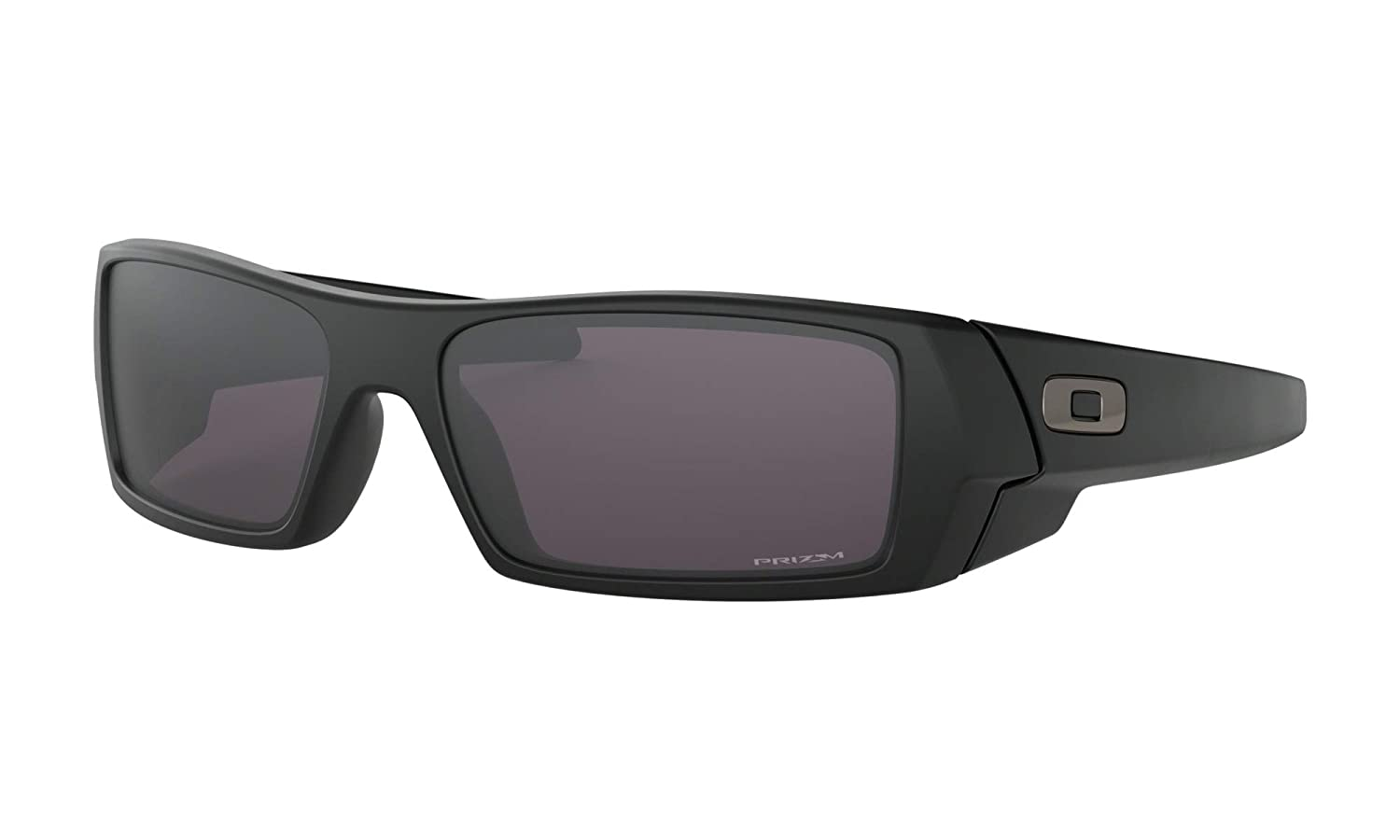 Oakley Men s Standard Issue Gascan Uniform Collection Sunglasses,OS,Matte Black Prizm Grey