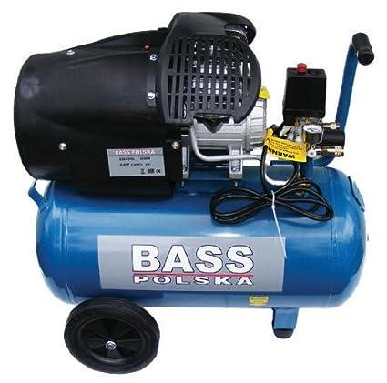 8 Bar compresor de aire 50 litros 2200 W, 230 V