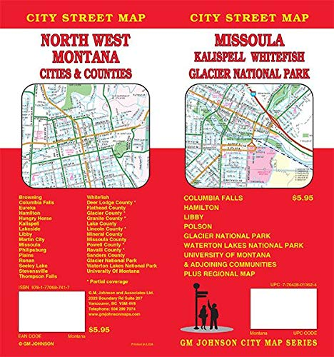 Missoula / Kalispell / Whitefish / Glacier Park / NW Montana ...