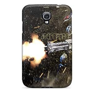 Golden-Campass Premium Protective Hard Case For Galaxy S4- Nice Design - Halo Reach