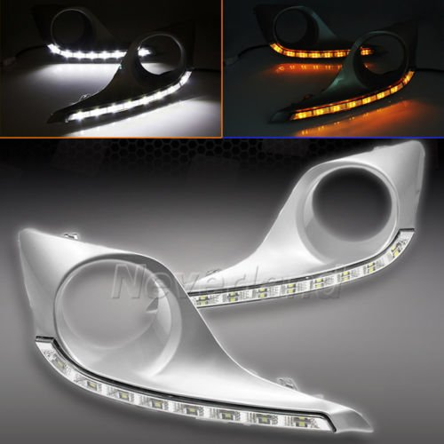 rosbanetm-car-accessories-led-drl-daytime-running-light-for-toyota-highlander-2011-2012-2013-with-fo