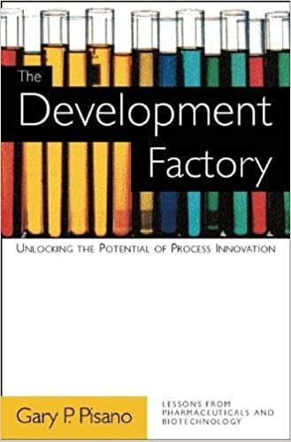 image for The Development Factory: Unlocking the Potential of Process Innovation