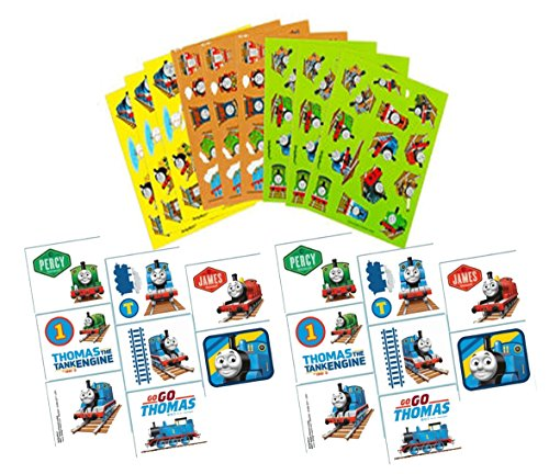 Thomas the Tank Engine & Friends Kids Party Favors!, used for sale  Delivered anywhere in USA