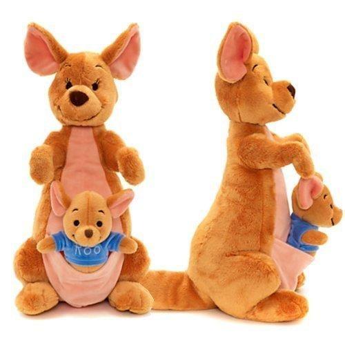 Disney, Winner the Pooh Kanga Roo Medium Soft Toy by Disney - Kanga Winnie The Pooh