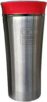Tazza da viaggio in acciaio inossidabile Apollo 15 isolata con tazze di carico con coperchio Tazza di caff/è isolata