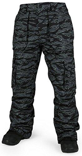 Volcom Men's Seventy Fives Pant, Camouflage, Large