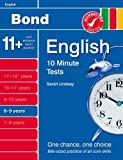 New Bond 10 Minute Tests English 8-9 Years