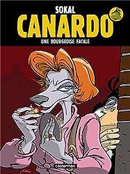 Une enquête de l'inspecteur Canardo, Tome 17 : Une bourgeoise fatale
