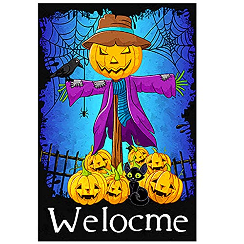 scary halloween scarecrow decorative spooky