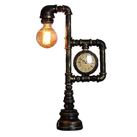 Lámpara De Mesa / Escritorio, Loft Diseño De Interiores ...