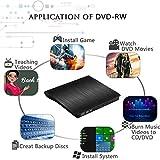 USB 3.0 External DVD Drive Zacfton Ultra Slim