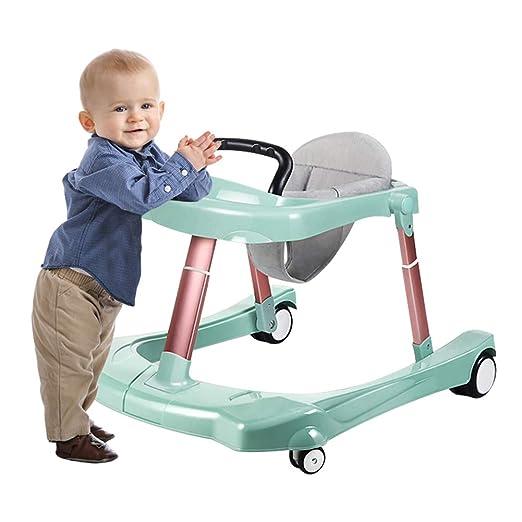 Y&MoD Andador para bebé multifunción, Altamente Ajustable ...