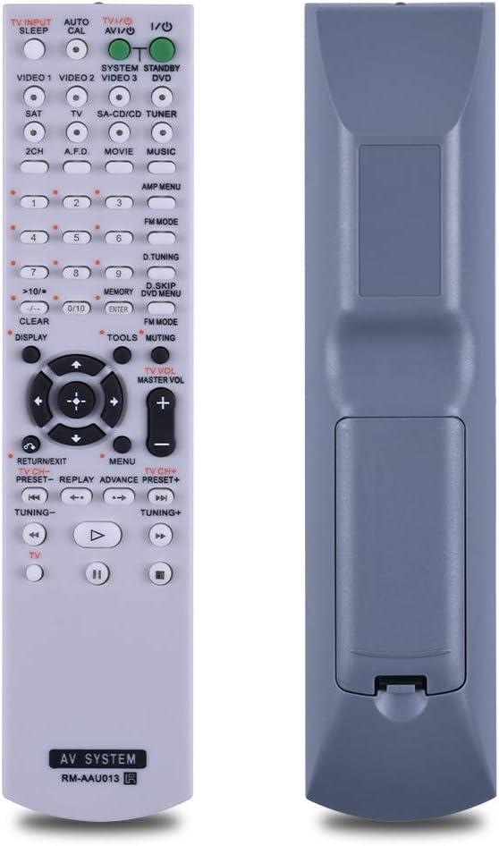 Control remoto  RM-AAU013 para Sony STR-DG510  SS-CNP680